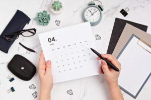 control de horario promociones